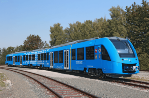 Hydrogen Fuel Cell Trains