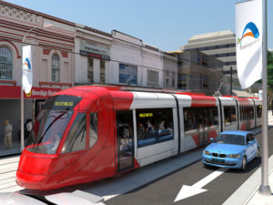 Parramatta Light Rail