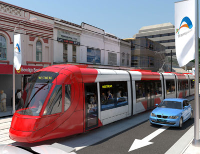 Shortlists Revealed for Stage 1 of the Parramatta Light Rail Project