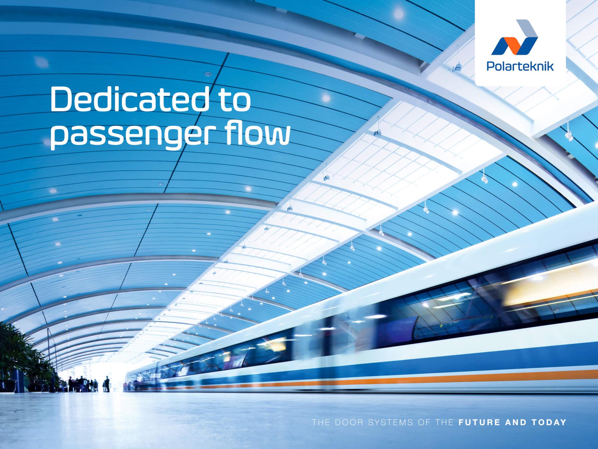 Polarteknik - Dedicated to passenger flow