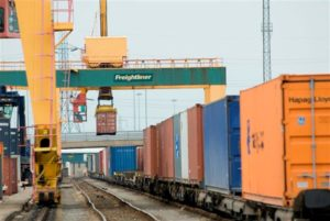 Helping Rail Freight Deliver for Its Customers