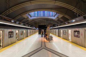 Toronto Transit Commission Begins Testing Service on Line 1 Extension