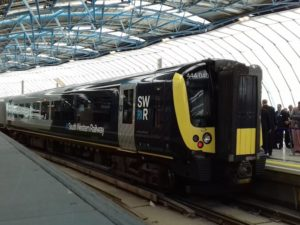 South Western Railway Fleet