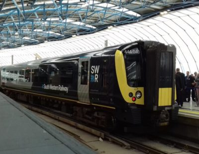 UK Rolling Stock to Increase by up to 85% Over the Next 30 Years