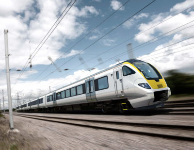 "Angel Trains Raises Over £1.1bn to ""Pave the Way for New Projects"""