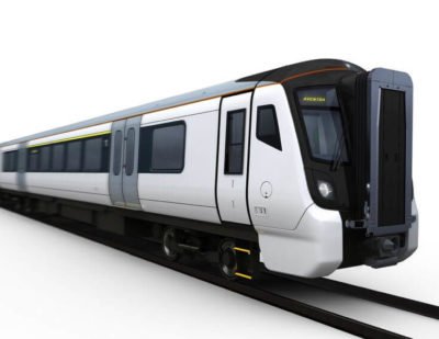 Bombardier Secures Rolling Stock and Maintenance Contracts in the UK