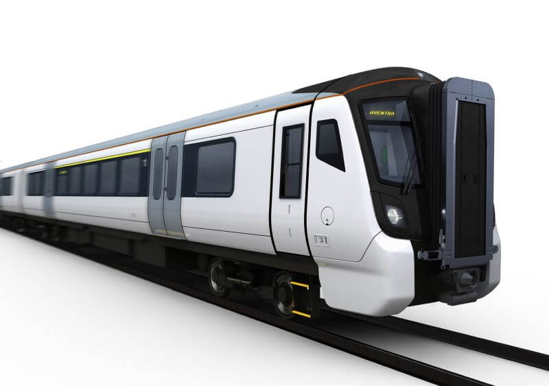 Bombardier Aventra for West Midlands Trains