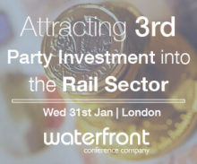Attracting Third Party Investment into the UK Rail Sector