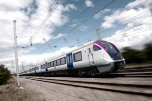 UK's c2c Rail Franchise Orders Modern Aventra Trains