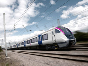 Aventra trains for c2c