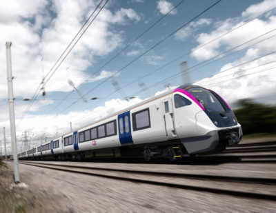 UK's c2c Rail Franchise Orders Modern Aventra Trains