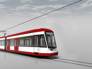 Bidirectional Flexity Trams
