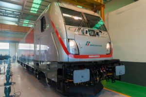 Italian Freight Operator Mercitalia Rail Orders Bombardier Traxx Locomotives