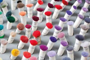 Camira Fabrics – Coloured Transport Yarn