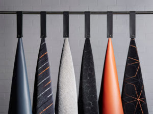 Camira Fabrics for the Ideas Train