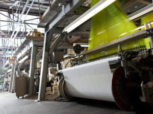 Fabrics for rail interiors