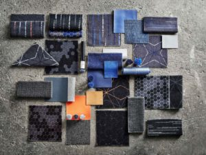 quality textiles for train interiors
