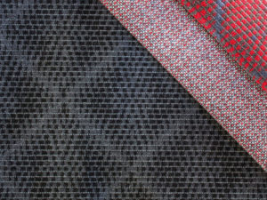 Fabrics for rail interiors
