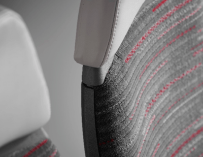 All Wired Up: Camira Unveils New Collection of Transport Upholstery