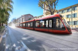 Citadis X05 Tram Nice
