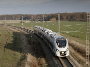 Coradia Trains for Algeria