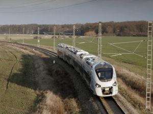 Coradia Trains for Algeria