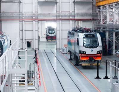 Alstom Becomes Majority Shareholder in its Kazakh Locomotive Joint Venture