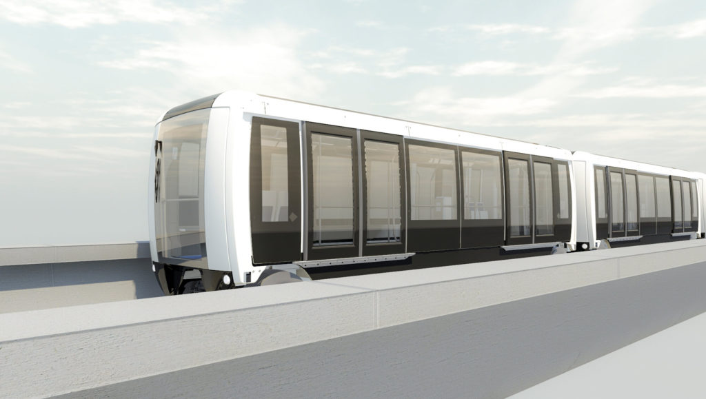 Fully Automated People Movers