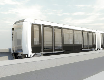 Siemens to Deliver Fully Automated People Movers for Bangkok