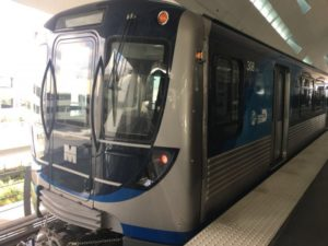 High-Tech Trains for Miami Metrorail