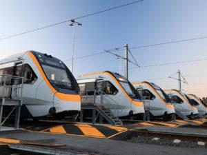 NGR Trains