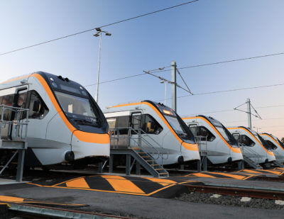 New NGR Trains Ready to Enter Service in Queensland