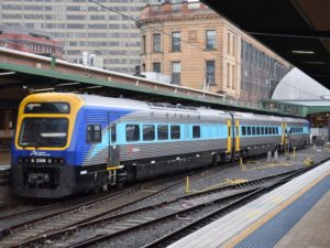 NSW Regional Train Fleet