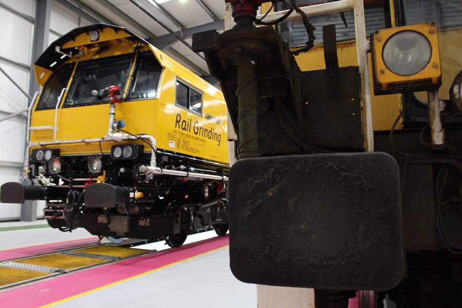 Grinding Train