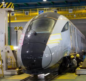 New Futuristic Trains for TransPennine Express Take Shape