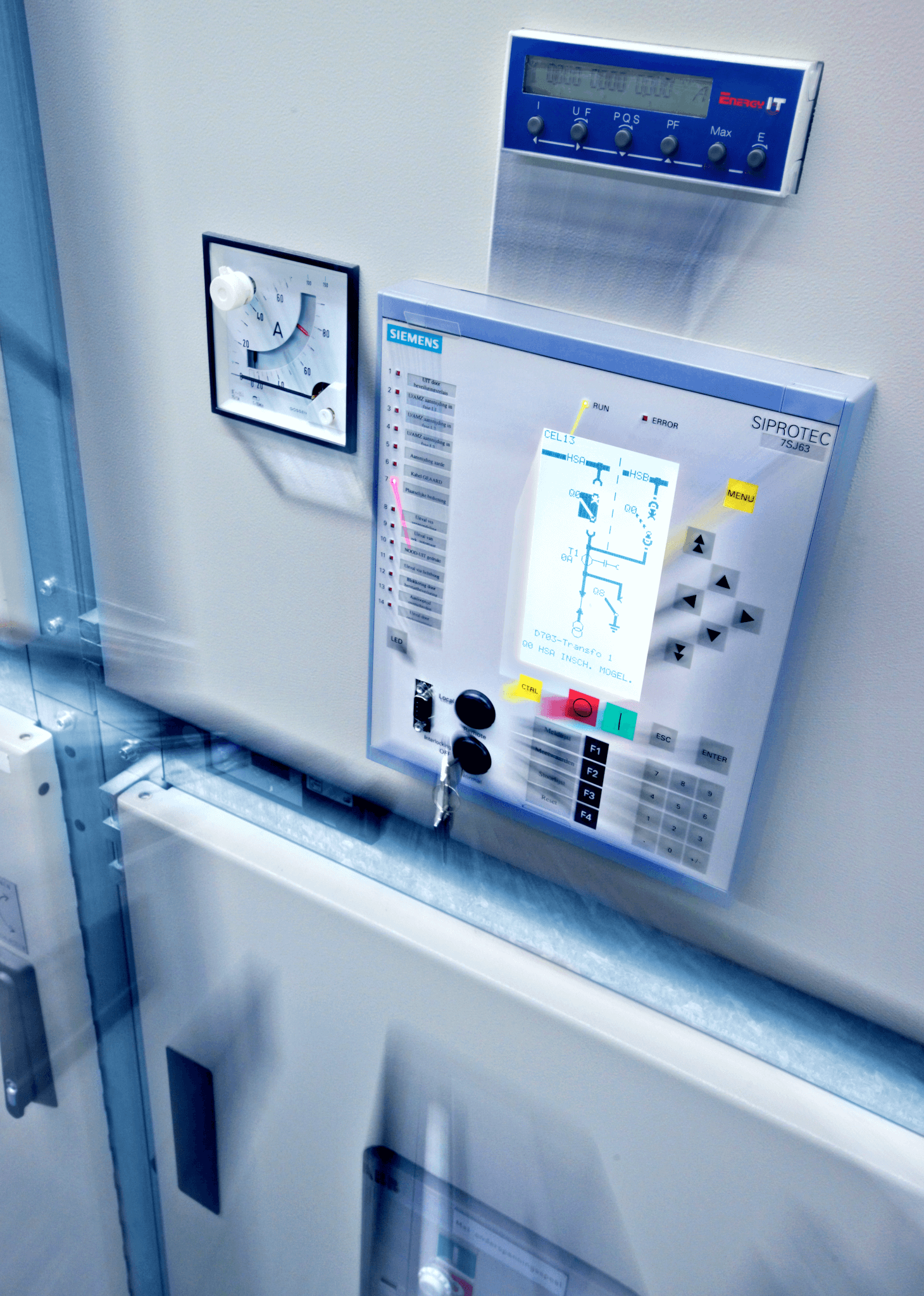 Protect, Control and Monitor your key assets in the power network