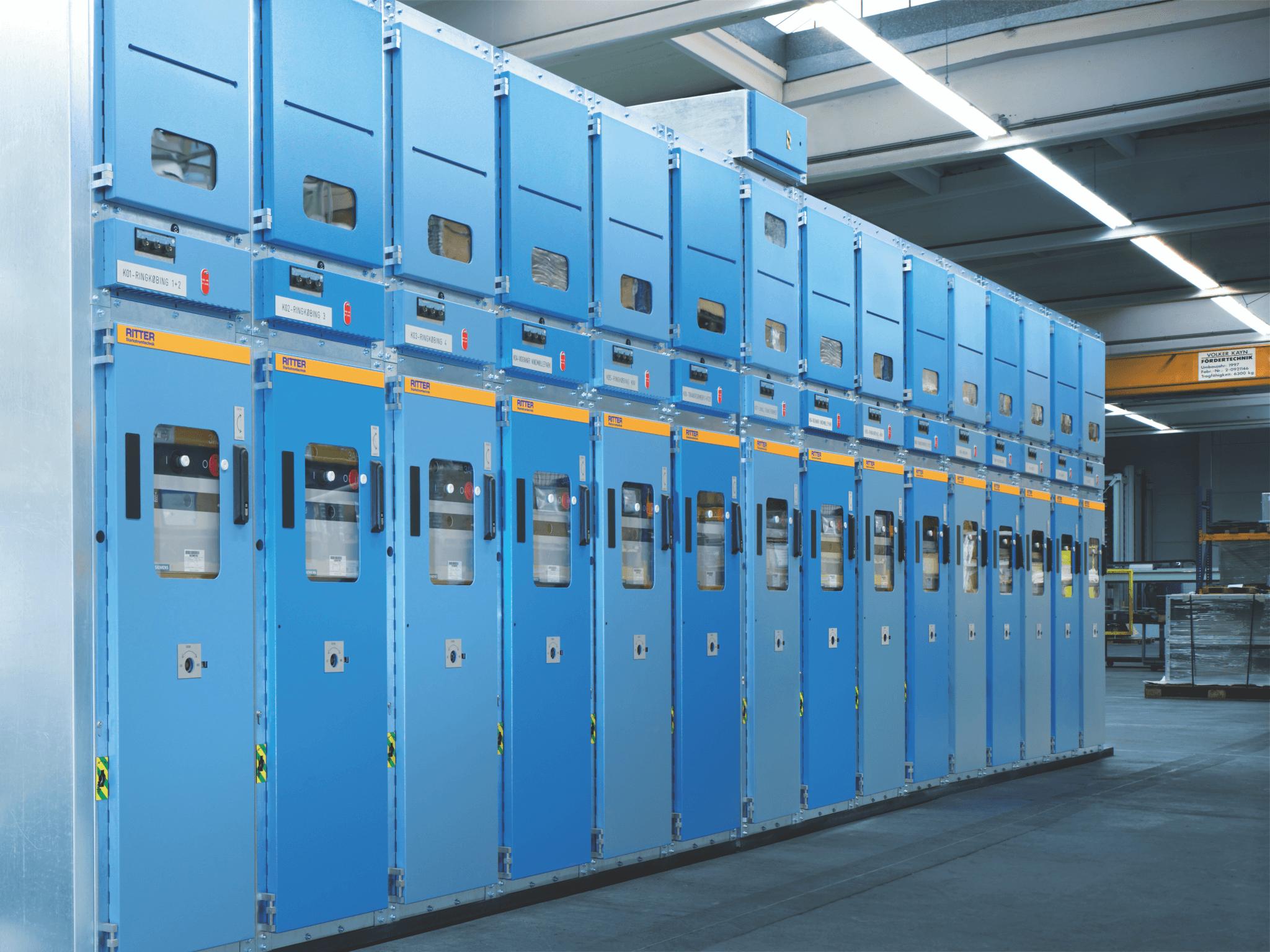 Switchgear for AC Power Networks