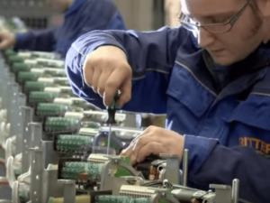 Switching Components for Railway Applications
