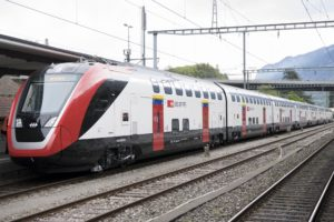 SBB's New Double-Deck Trains Receive Operating Permit