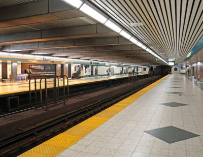 Toronto Subway Extension Officially Opens to Public