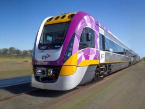 VLocity Train Victoria