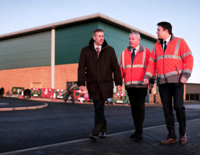 UK's Vivarail to Open Production Site in County Durham
