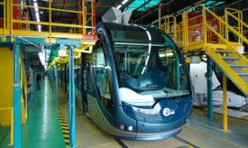Bordeaux Metropole Tram