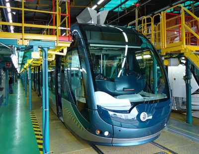 Alstom to Supply New Low-Floor Trams to Bordeaux Metropole