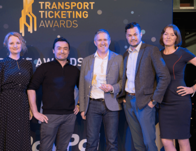 ByteToken's Innovative Ticketing Technology Wins Prestigious Industry Award