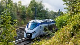 Coradia Polyvalent Trains France