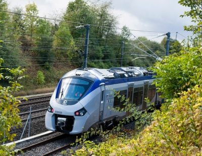 French Regions Order Additional Coradia Polyvalent Trains