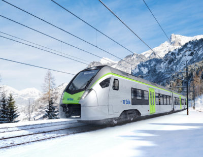 BLS to Purchase Latest-Generation Flirt Trains from Stadler