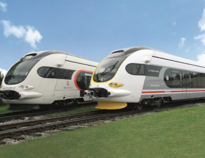 Končar's Latest Trains to be Equipped with SKF Bogie Components