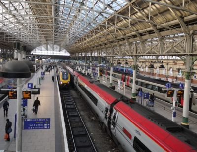 UK: Northern Leaders Publish Draft Strategic Transport Plan